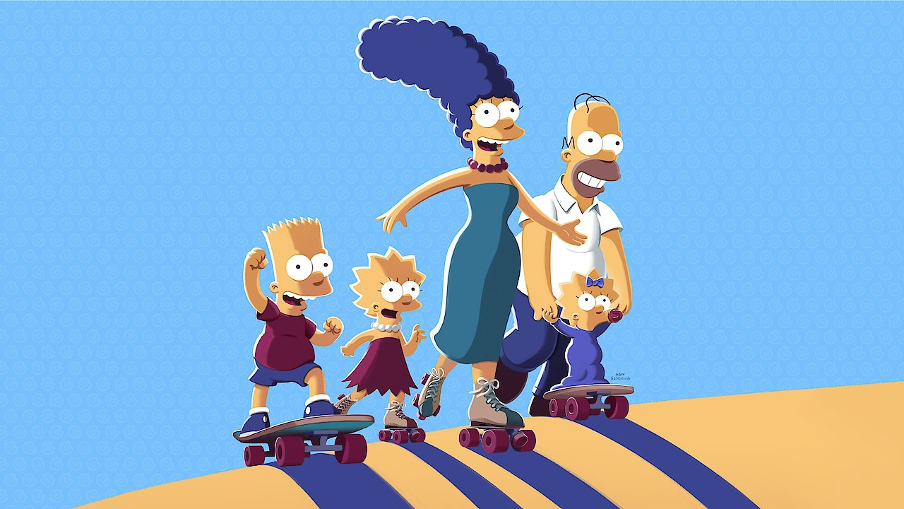 The Simpsons Anniversary Special: In 3-D! On Ice!