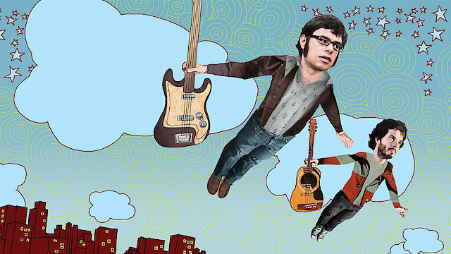 flight of the conchords stream free