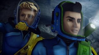 Watch Thunderbirds Are Go Season 3 Episode 13 - Escapeproof Online