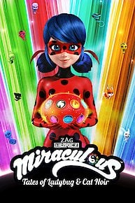 Miraculous: Tales of Ladybug and Cat Noir