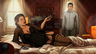 Watch Archer Season 8 Episode 5 - Sleepers Wake Online