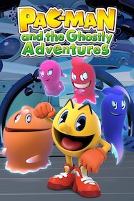 PAC-MAN and the Ghostly Adventures - 8-PAC