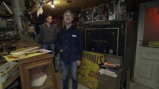 Watch American Pickers Season 12 Episode 2 - Something Weird Here...Online