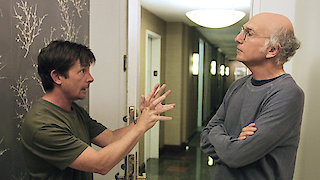 Watch Curb Your Enthusiasm Season 8 Episode 10 - Larry vs. Michael J....Online