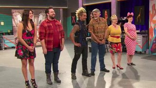 Skin Wars: Fresh Paint Season 1 Episode 6