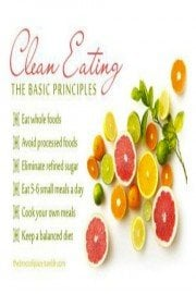 Clean Eating for a Healthy Body - Reduce What You Eat Without Feeling Hungry