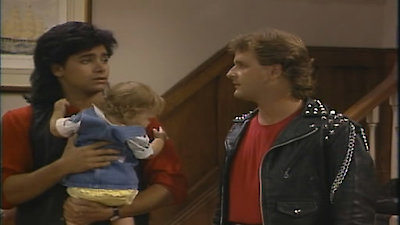 Watch Full House Season 1 Episode 6 Daddy S Home Online Now
