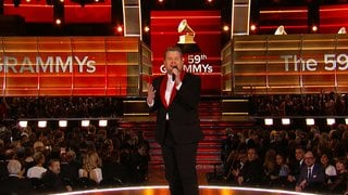 Watch The Grammys Season 59 Episode 1 - The 59th Annual Gram... Online
