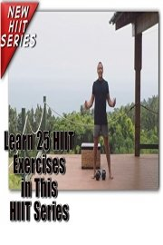 25 HIIT Workout Training Cardio for Beginner