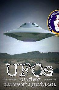 The Alien Files: UFOs Under Investigation