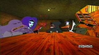 Watch Courage the Cowardly Dog Season 4 Episode 11 - Courageous Cure / Ba... Online