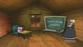 Watch Courage the Cowardly Dog Season 4 Episode 13 - Remembrance of Coura... Online