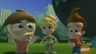 Watch The Adventures of Jimmy Neutron: Boy Genius Season 3 Episode 19 - Jimmy / Timmy Power ... Online