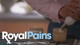 Watch Burn Notice - Royal Pains | 'Divya's Baby Shower Promo for 805 Online