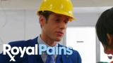 Watch Burn Notice - Royal Pains | 'While The Doc is Away' Promo for 803 Online