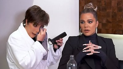 Keeping Up with The Kardashians - Trouble In Palm Springs
