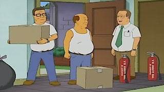 Watch King Of The Hill Season 13 Episode 22 - Bill Gathers Moss Online