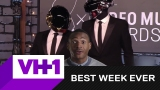 Watch Best Week Ever - Marlon Wayans Is Afraid of Daft Punk + Best Week Ever + VH1 Online