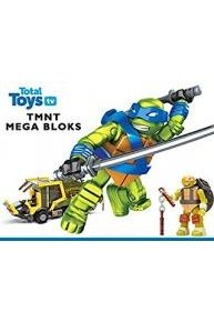 Teenage Mutant Ninja Turtles Mega Bloks Reviews