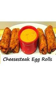 How to make Cheese Steak Egg Rolls