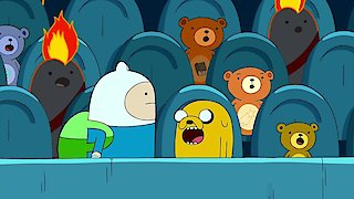 adventure time ring of fire stream