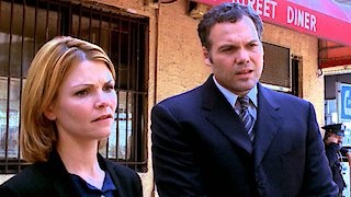 Law & Order: CI Season 1 Episode 7