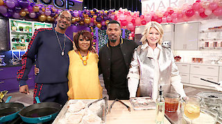 Watch Martha & Snoop's Potluck Dinner Party Season 2 Episode 1 - Happy Birthday Snoo... Online