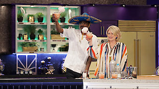 Watch Martha & Snoop's Potluck Dinner Party Season 2 Episode 7 - Getting Some Tongue Online