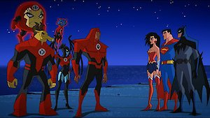 Watch Justice League Action Season 1 Episode 33 - Boo-ray for Bizarro Online