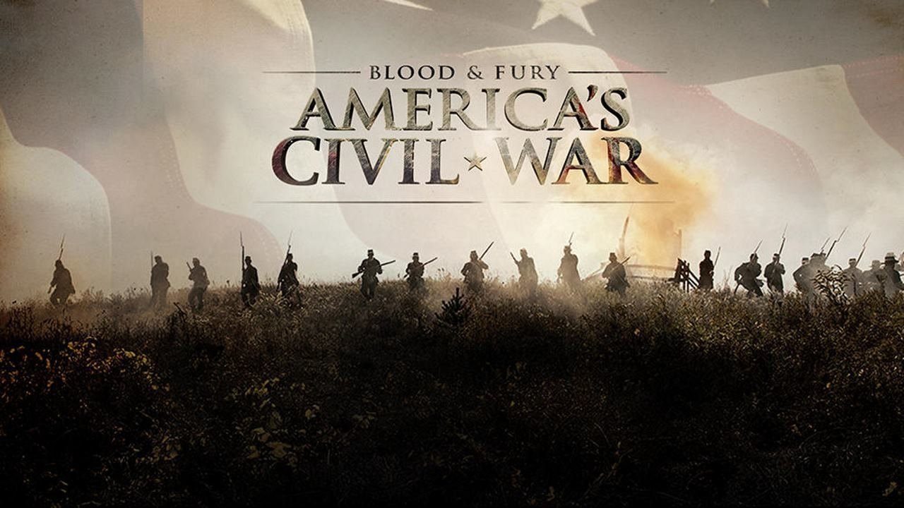 Blood and Fury: America's Civil War