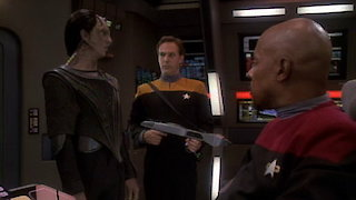 Star Trek: Deep Space Nine Season 4 Episode 1