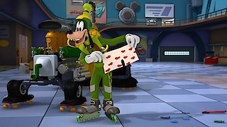 mickey and the roadster racers the haunted hot rod watch online
