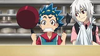 Beyblade Burst Season 2 Episode 52