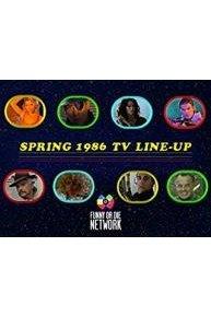 Spring 1986 TV Line-Up