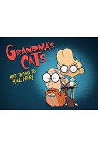 Grandma's Cats (Are Trying To Kill Her!)
