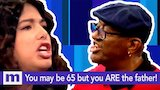 Watch Maury - You may be 65 but you ARE the father! Monday on Maury! | The Maury Show Online