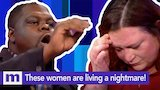 Watch Maury - These women are living a nightmare! Wednesday on Maury! | The Maury Show Online