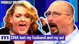 Watch Maury - DNA test my husband and my ex! | Monday on Maury | The Maury Show Online
