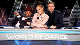 World of Dance Season 2 Episode 1