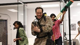 Watch Outsourced Season 1 Episode 17 - Todd's Holi War Online