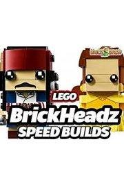 Lego Brick Headz Speed Builds