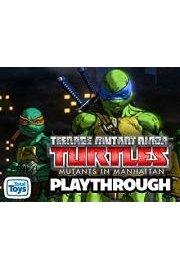 Teenage Mutant Ninja Turtles Mutants In Manhattan Playthrough
