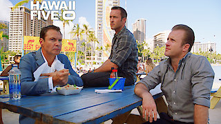 Watch Hawaii Five-0 Season 8 Episode 3 - Kau pahi ko'u kua. ....Online