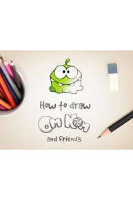 Watch How to Draw Om Nom and Friends Online - Full Episodes of