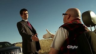 Watch The Cape Season 1 Episode 6 - Goggles and Hicks Online