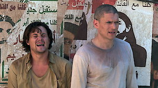 Watch Prison Break Season 5 Episode 4 - The Prisoner's Dilem...Online