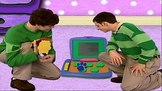 Watch Blues Clues Season 4 Episode 25 Steve Goes To College