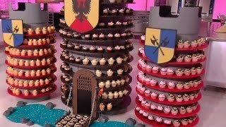 Watch Cupcake Wars Season 11 Episode 4 - Celebrity: Medieval ...Online
