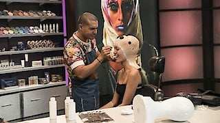 Watch Face Off: Game Face Season 1 Episode 2 - Makeup to the Max Online