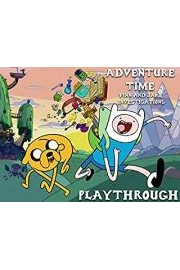 Adventure Time Finn And Jake Investigations Playthrough